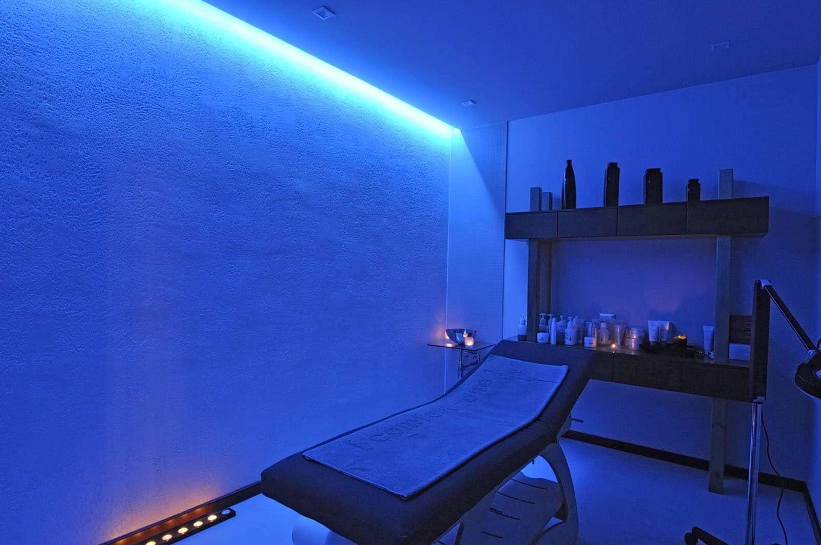 Centro estetico Anna Mari - Therapy room