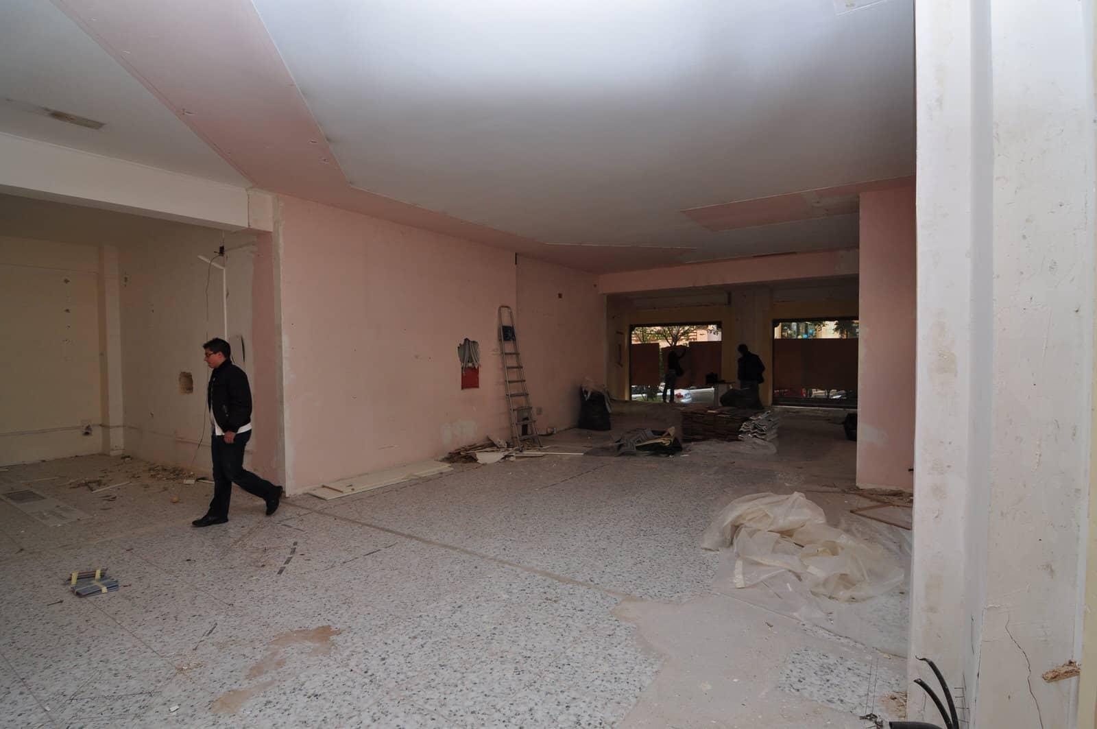 Centro estetico Anna Mari - Ristrutturazione