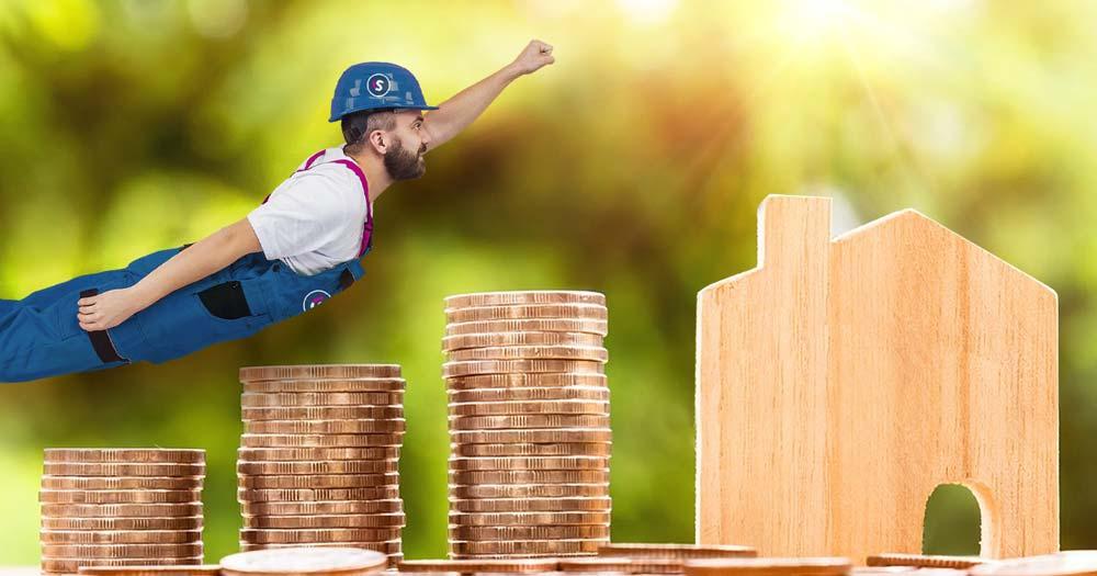 Ristrutturare casa a basso costo scopri come for Design a basso costo