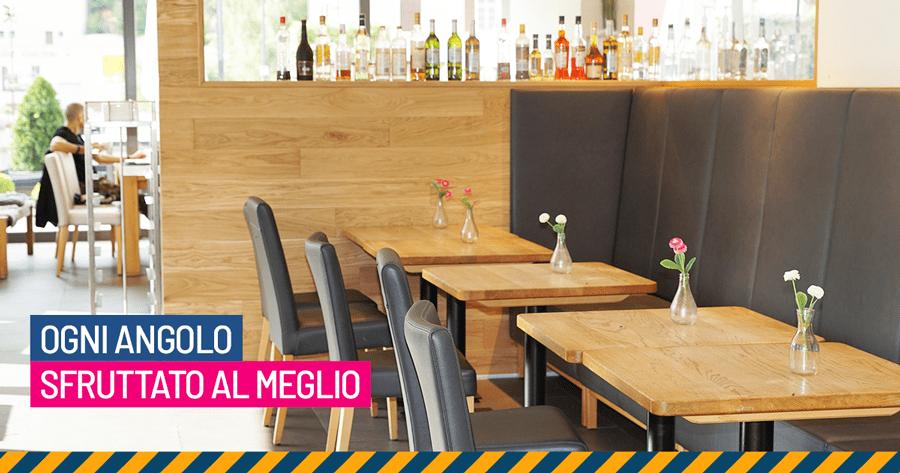 Ristrutturare il ristorante - ISprogettazione