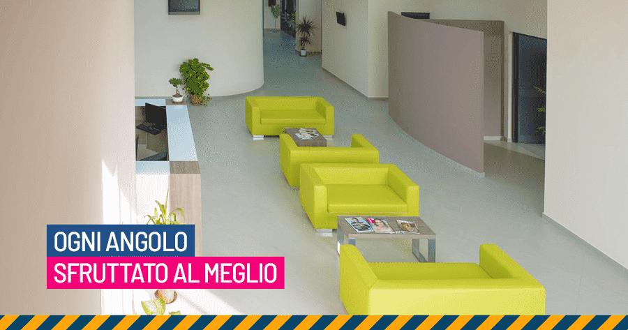 Ristrutturare una Palestra a Palermo- ISprogettazione