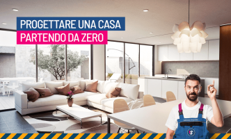 Progettare e ristrutturare una nuova casa partendo da zero