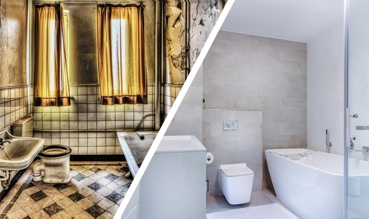 Ristrutturare il bagno: idee per il bagno ideale