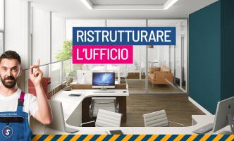 Ristrutturare e arredare l'ufficio a Palermo