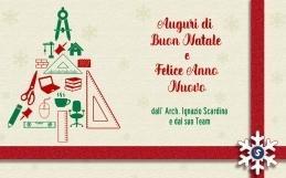 Buone Feste e Felice 2021